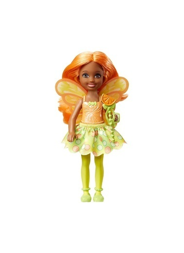 Barbie Barbie Dvm87 Mattel Barbie Chelsea Renkli Kız Çocuk Peri Bebekleri Renkli